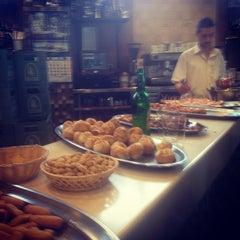 Photo taken at Candasu Sidrería Restaurante & Llagar by Gelu A. on 3/21/2014