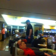 Photo taken at Alaska Airlines Board Room by Don C. on 2/19/2012