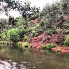 Photo taken at The Creek! by Devon A. on 7/29/2013