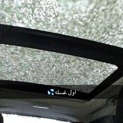 Photo taken at محطة الدبوس لغسيل وتلميع السيارات by eman A. on 10/22/2014