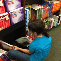 Photo taken at Barnes & Noble by Jeramy J. on 7/1/2013