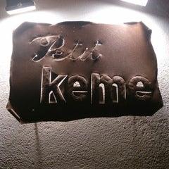 Photo taken at Petit Keme by Eduard B. on 10/11/2014