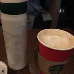 Photo taken at Starbucks by Nik v. on 11/21/2015