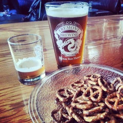Photo taken at Fremont Brewing Company by Caylee B. on 10/29/2012