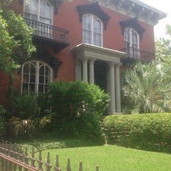 Photo taken at Mercer Williams House by melissa r. on 6/21/2015