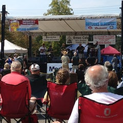 Photo taken at Hotlicks Bluesfest by Sam W. on 9/7/2013