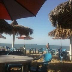 Photo taken at Barraca do Joca by Genival F. on 11/22/2012
