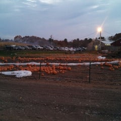 Photo taken at Connors Farm by Mark O. on 11/2/2013