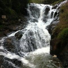 Photo taken at Datanla Waterfall by Veeiean . on 12/7/2012