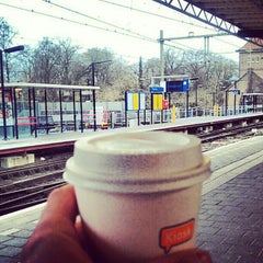 Photo taken at Station Deventer by Harm J. on 1/11/2013
