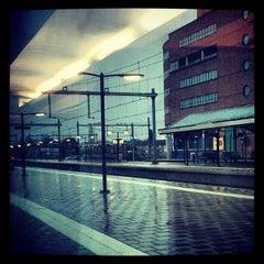 Photo taken at Station Hilversum by Harm J. on 12/22/2012