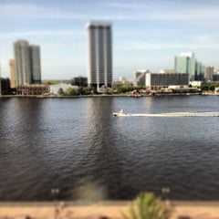 Photo taken at Hyatt Regency Jacksonville by Marshea D. on 4/27/2013