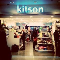 Photo taken at Kitson by yukarigram on 1/25/2013