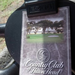 Photo taken at Hilton Head Country Club by Melissa F. on 9/21/2012