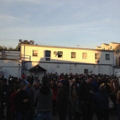 Photo taken at Oysterfest by Brett B. on 10/13/2012