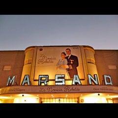 Photo taken at Teatro Marsano by Julio G. on 5/18/2013