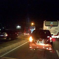 Photo taken at Jl Pantura Perbatasan Subang_Karawang by Choky P. on 5/3/2013
