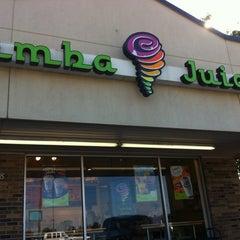 Photo taken at Jamba Juice by Sandi on 10/14/2012