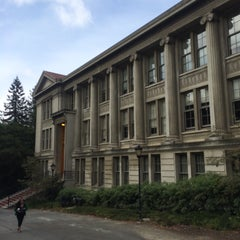 Photo taken at Berkeley Faculty Club by Ale C. on 5/14/2015