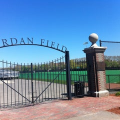 Photo taken at Jordan Field by LJ M. on 5/7/2013
