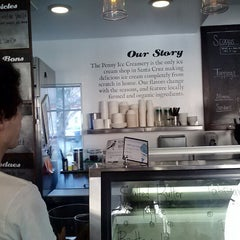 Photo taken at The Penny Ice Creamery by Meitar M. on 1/21/2013