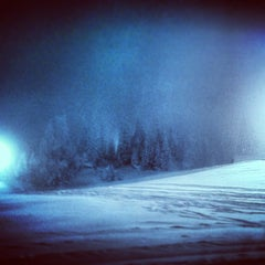 Photo taken at Grouse Mountain by Marcus A. on 12/24/2012