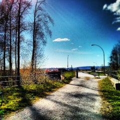 Photo taken at Poco Trail by Marcus A. on 4/13/2013