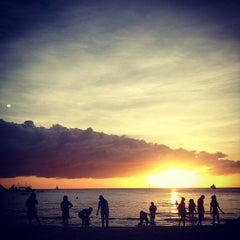 Photo taken at White House Resort Boracay by Michael F. on 12/29/2012