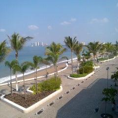 Photo taken at Malecón by Grace R. on 10/24/2012