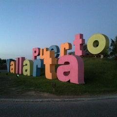 Photo taken at Puerto Vallarta by Grace R. on 2/3/2013