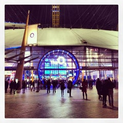 Photo taken at The O2 Arena by kyliesaysparty on 3/2/2013