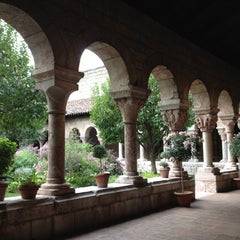 Photo taken at The Cloisters by Scott O. on 9/26/2012