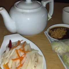 Photo taken at Han Noodle Bar by Paula S. on 5/11/2013