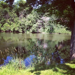 Photo taken at Niles Riverfront Park by Barnabas P. on 7/12/2013