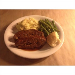 Photo taken at Ted's Montana Grill by L B. on 1/12/2014