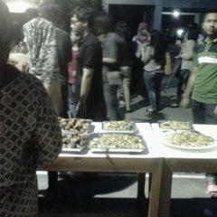 Photo taken at SMAN 7 Surakarta by Bramantyo Kusuma Putra on 8/3/2013