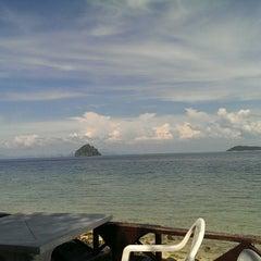 Photo taken at Phi Phi Natural Resort by Влад on 12/5/2014