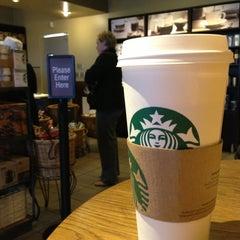 Photo taken at Starbucks by Jimmy C. on 1/17/2013