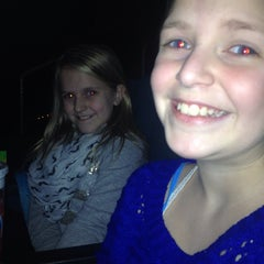 Photo taken at Regal Cinemas Knoxville Center 10 by Christie G. on 2/15/2014