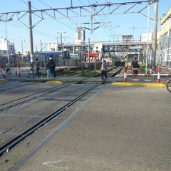 Photo taken at Estación Lomas de Zamora [Línea Roca] by Cecy B. on 3/29/2014