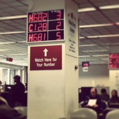 Photo taken at Wisconsin Division of Motor Vehicles (DMV) by Sheena H. on 1/30/2013