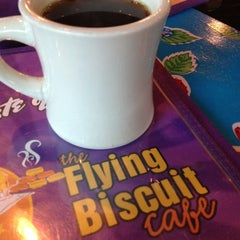 Photo taken at The Flying Biscuit Cafe by Lori K. h. on 10/19/2012