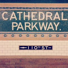 Photo taken at MTA Subway - Cathedral Pkwy/110th St (1) by Chase L. on 10/5/2013