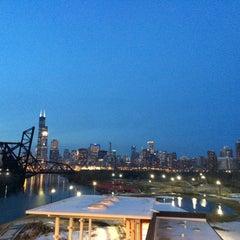 Photo taken at 18th Street Bridge by Jake S. on 3/11/2014