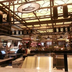 Photo taken at Todd English Food Hall by Celine K. on 8/3/2013