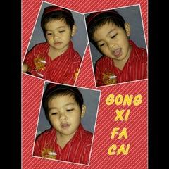 Photo taken at Toddler, PG, TK, SD Cahaya Nur by Lina L. on 2/5/2014