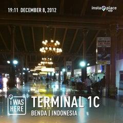 Photo taken at Terminal 1C by Iqbal M. on 12/8/2012