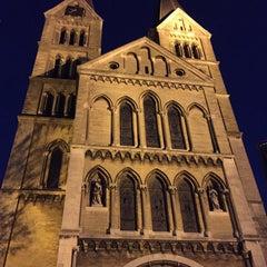 Снимок сделан в Munsterkerk пользователем Femke N. 4/23/2015