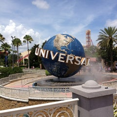 Photo taken at Universal Studios Florida by Alejandra P. on 7/3/2013