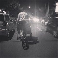 Photo taken at Jalan Taman Siswa by Tera Z. on 7/7/2013